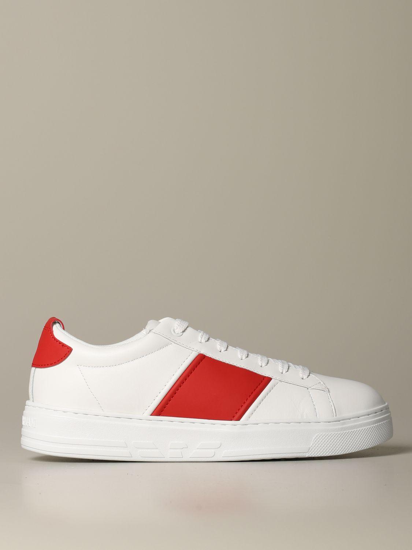 Sneakers Emporio Armani: Sneakers herren Emporio Armani weiß 1