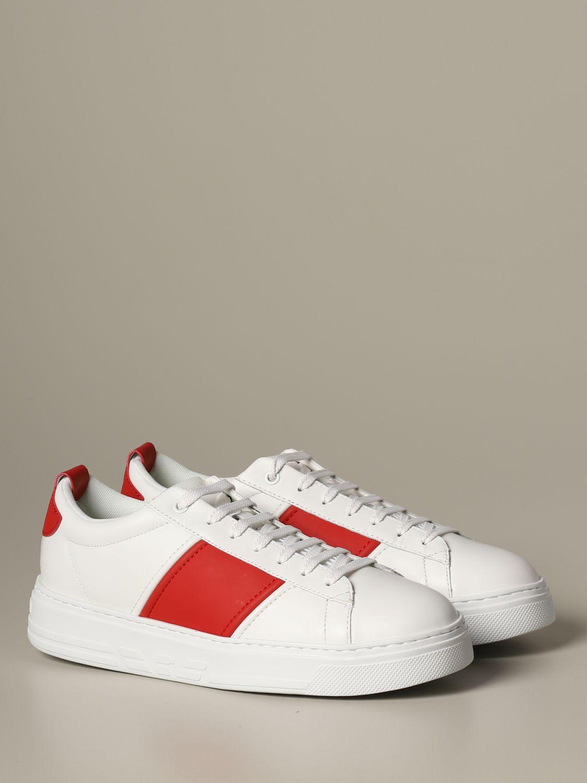 Sneakers Emporio Armani: Sneakers herren Emporio Armani weiß 2