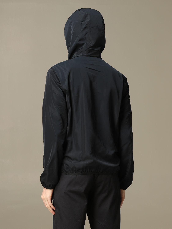 Coat Ea7: Coat men Ea7 navy 2