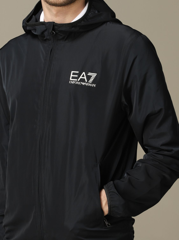Coat Ea7: Coat men Ea7 navy 3