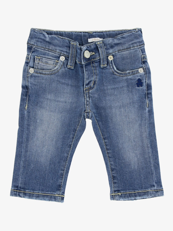 Jeans kinder Le BebÉ denim 1