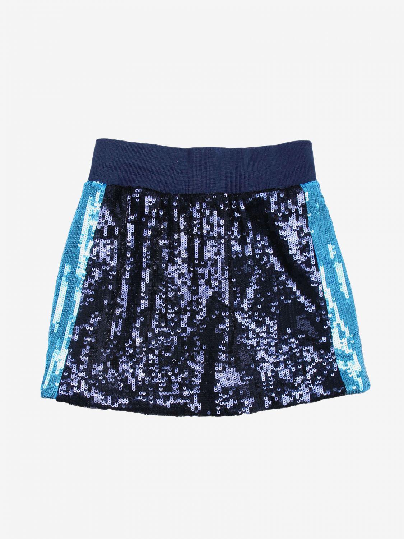 Skirt kids Alberta Ferretti Junior blue 1