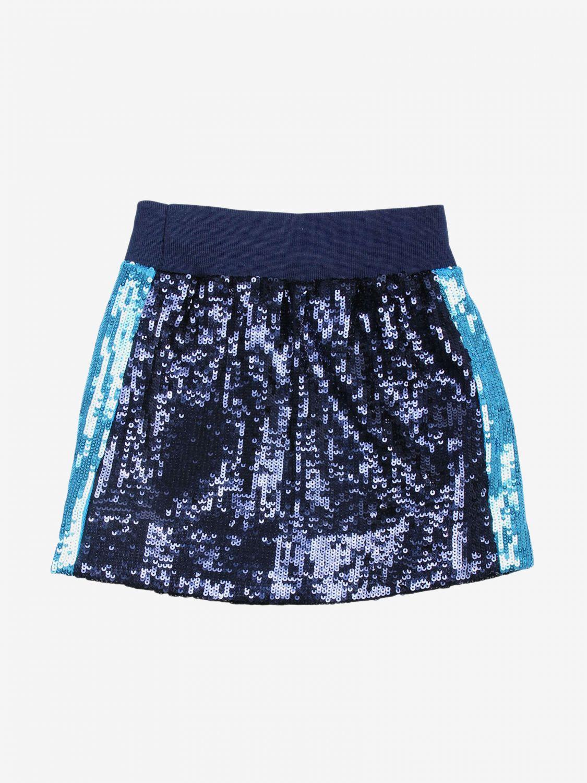 Skirt kids Alberta Ferretti Junior blue 2