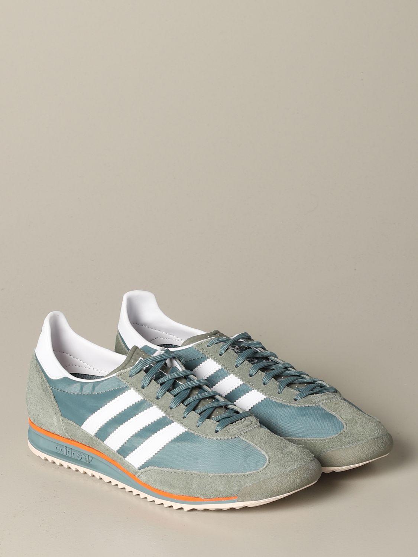 Zapatillas Adidas Originals: Zapatillas hombre Adidas Originals verde 2
