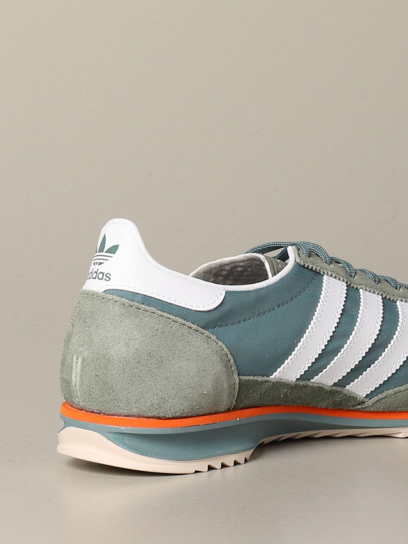 运动鞋 Adidas Originals: 运动鞋 男士 Adidas Originals 绿色 3