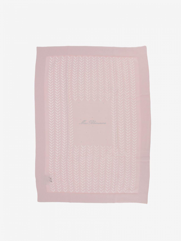 Шапка для девочек Детское Miss Blumarine розовый 1