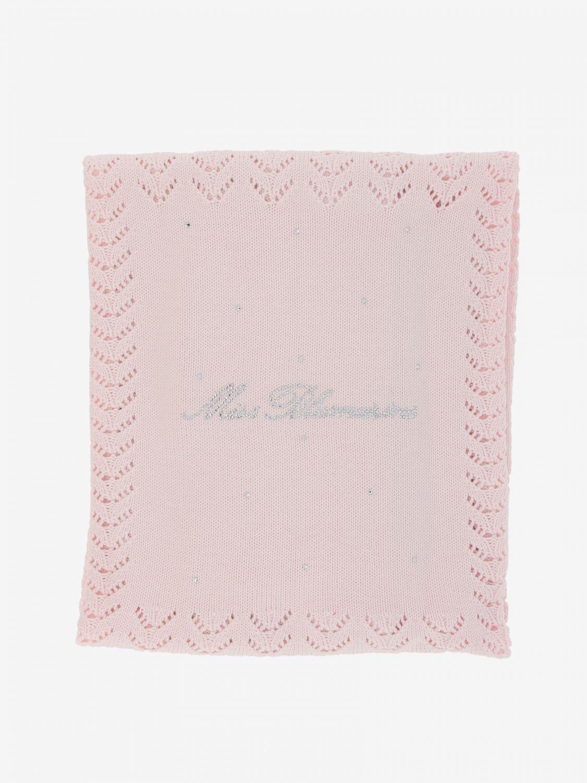 Шапка для девочек Детское Miss Blumarine розовый 2
