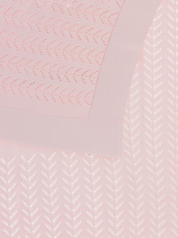 Шапка для девочек Детское Miss Blumarine розовый 3