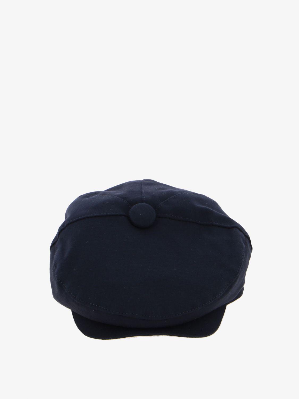 Gorro niños Le BebÉ azul oscuro 2