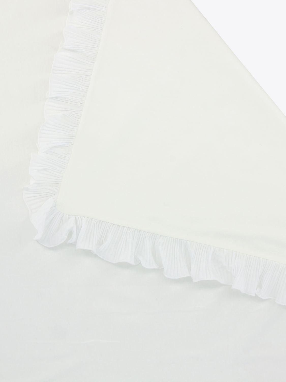 Шапка для девочек Детское Miss Blumarine белый 3