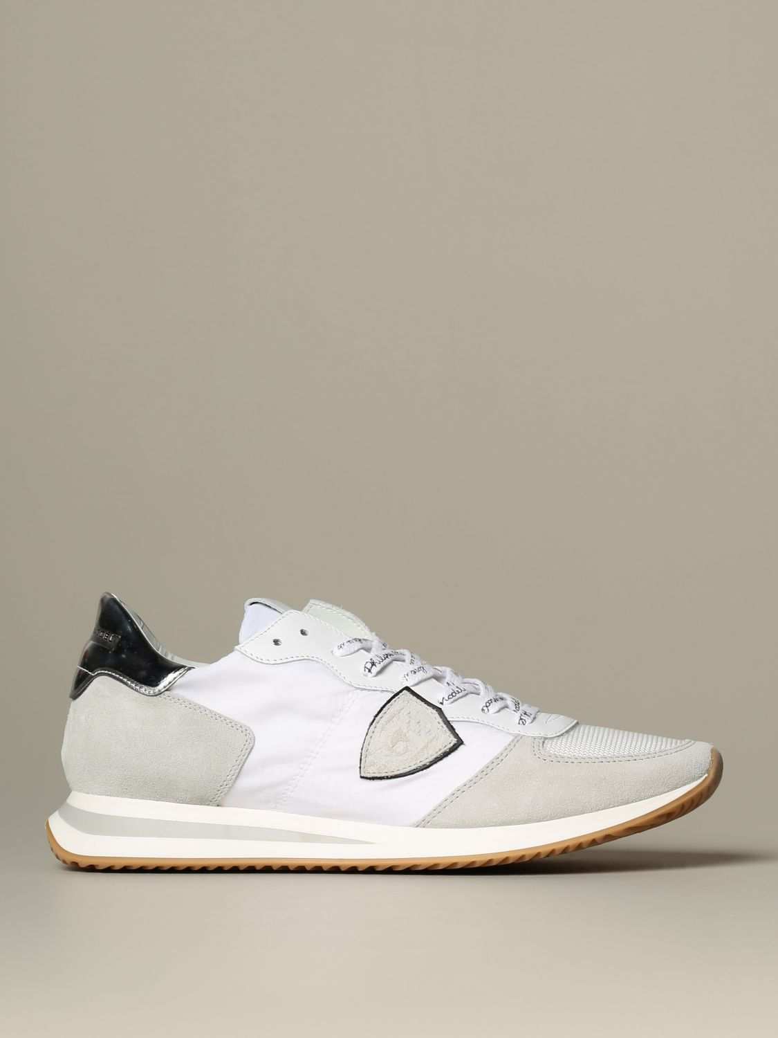 Trainers Philippe Model: Trainers men Philippe Model white 1