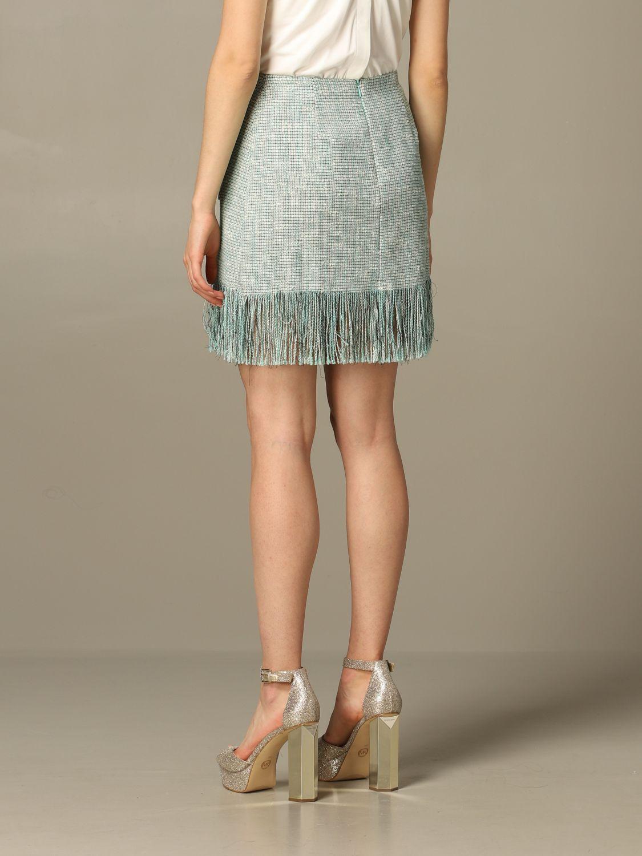 半身裙 女士 Elisabetta Franchi 绿色 3