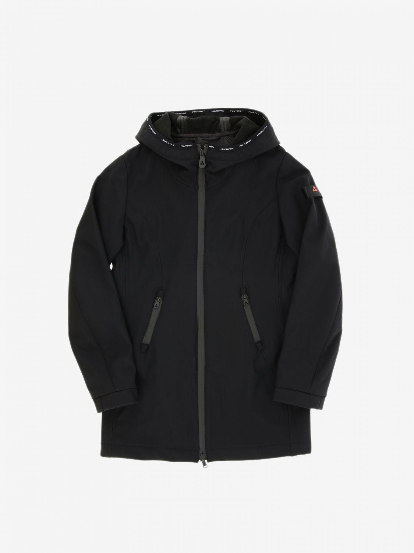 Jacket kids Peuterey black 1