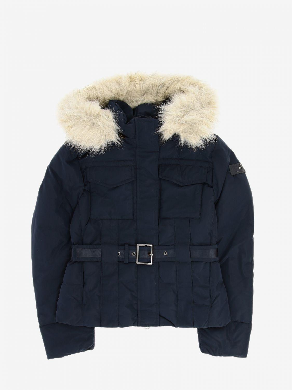 Jacket kids Peuterey blue 1