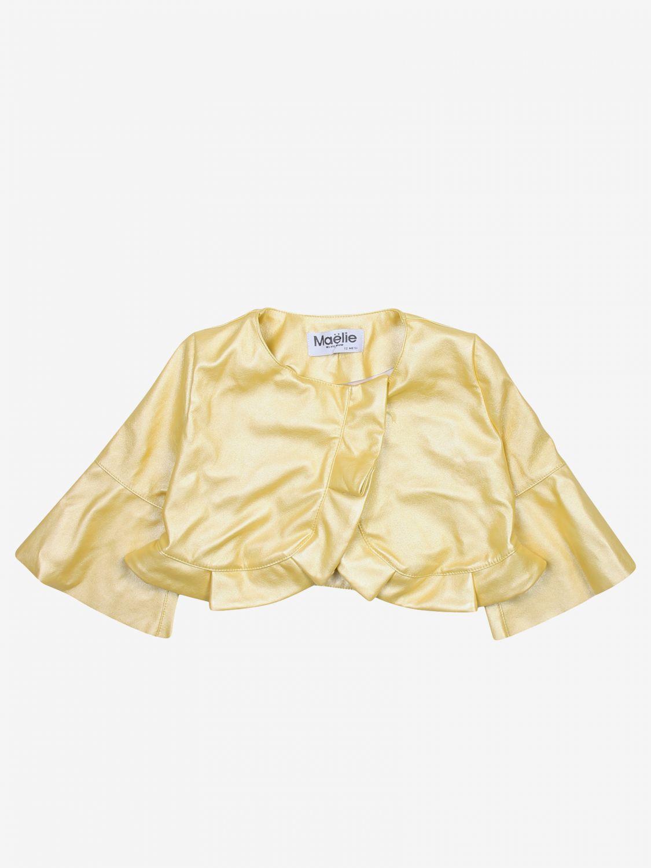 外套 儿童 Maelie 黄色 1