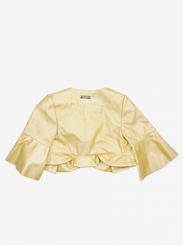 外套 儿童 Maelie 黄色 2