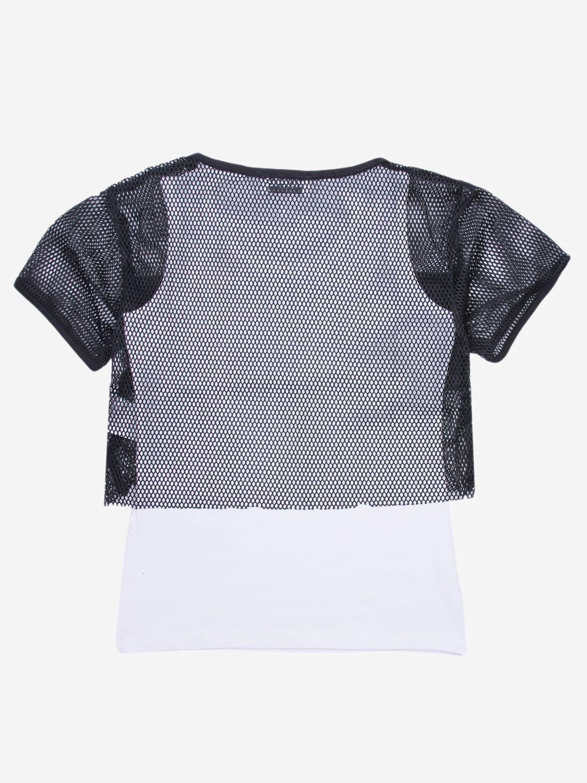 T-shirt enfant Maelie multicolore 2