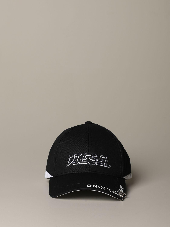Cappello Diesel: Cappello uomo Diesel nero 2