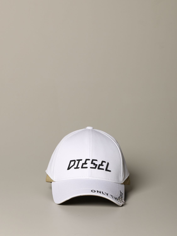 Cappello Diesel: Cappello uomo Diesel panna 2