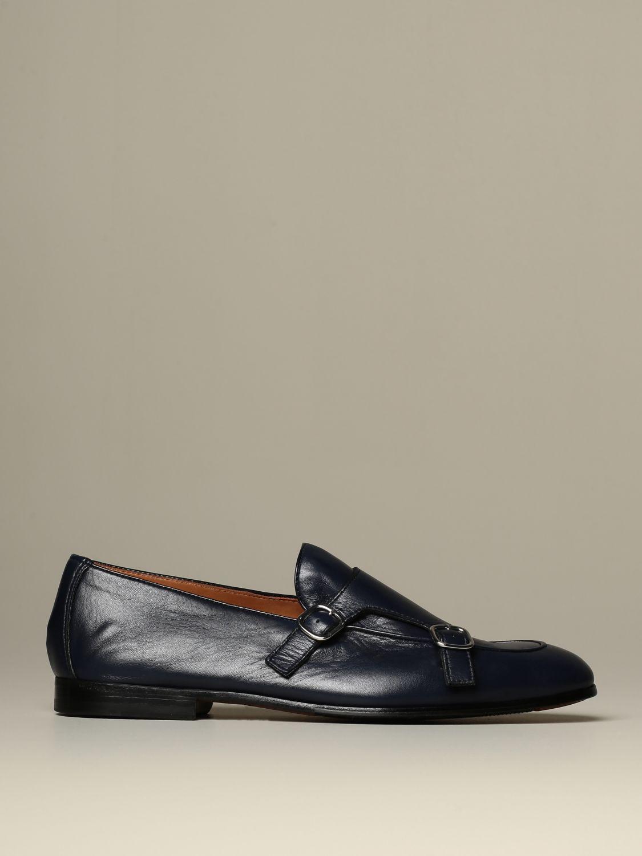 莫卡辛鞋 Doucal's: 鞋 男士 Doucal's 蓝色 1