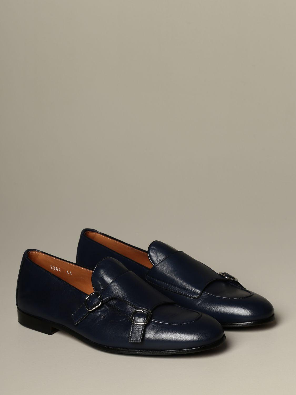 莫卡辛鞋 Doucal's: 鞋 男士 Doucal's 蓝色 2