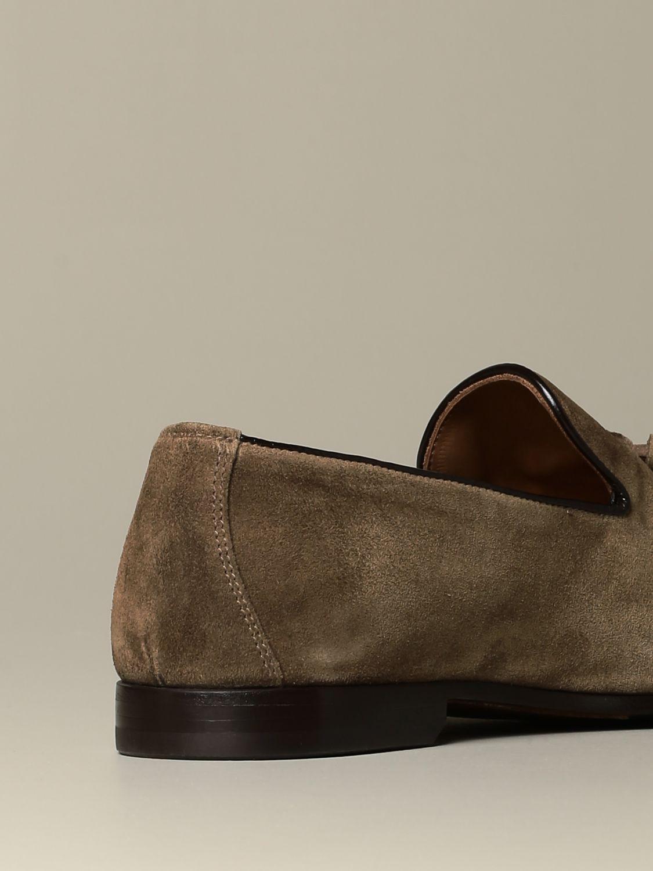 莫卡辛鞋 Doucal's: 鞋 男士 Doucal's 鸽子灰色 3