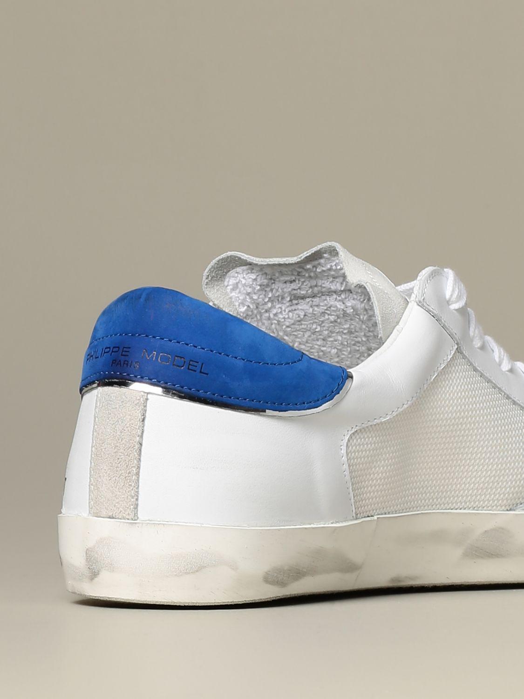 运动鞋 Philippe Model: 鞋 男士 Philippe Model 白色 3