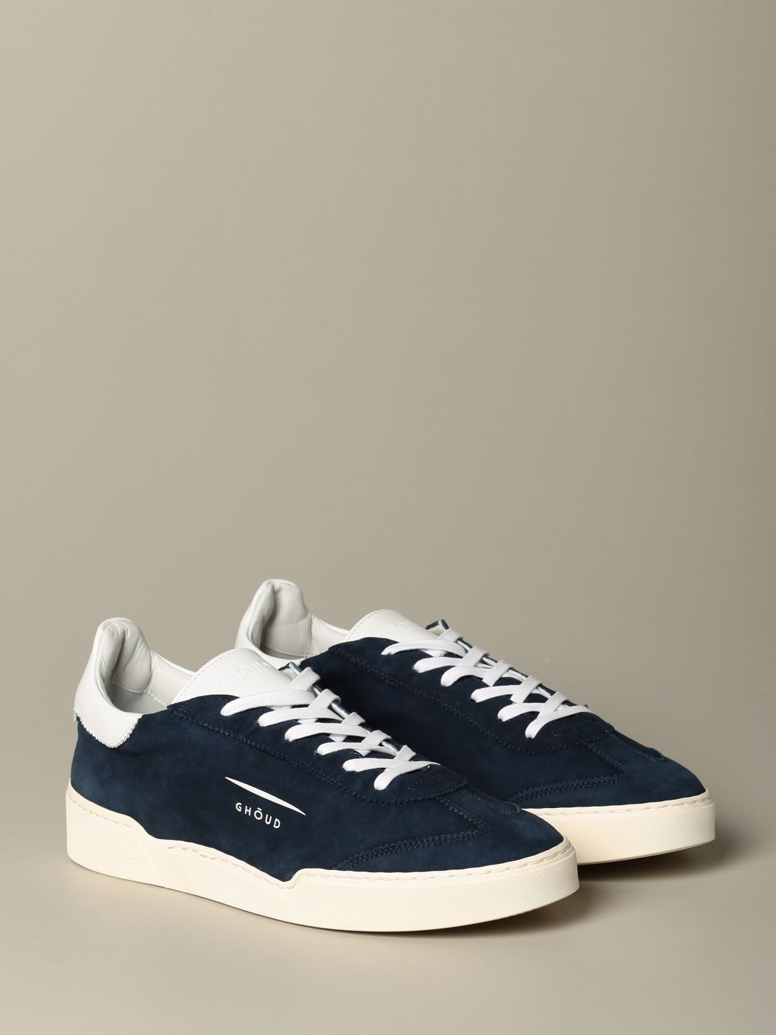 Trainers Ghoud: Shoes men Ghoud blue 2