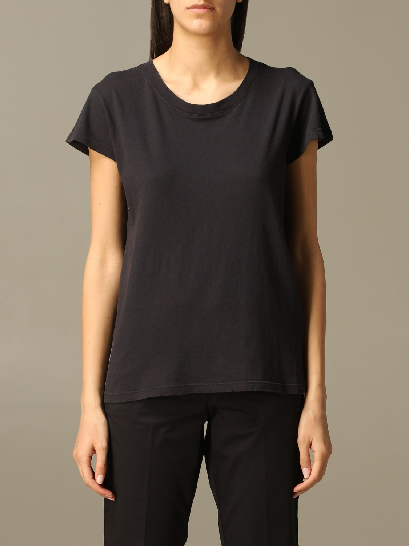 T-Shirt Current Elliott: T-shirt women Current Elliott blue 1