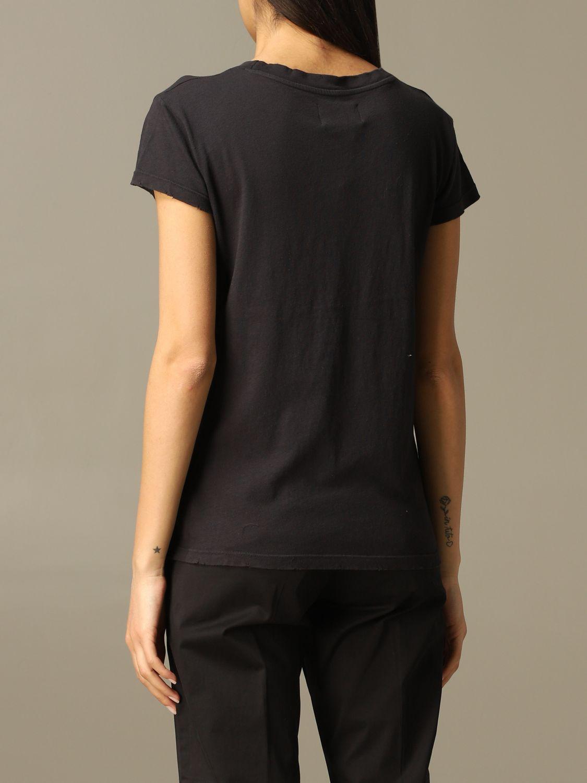 T-Shirt Current Elliott: T-shirt women Current Elliott blue 2