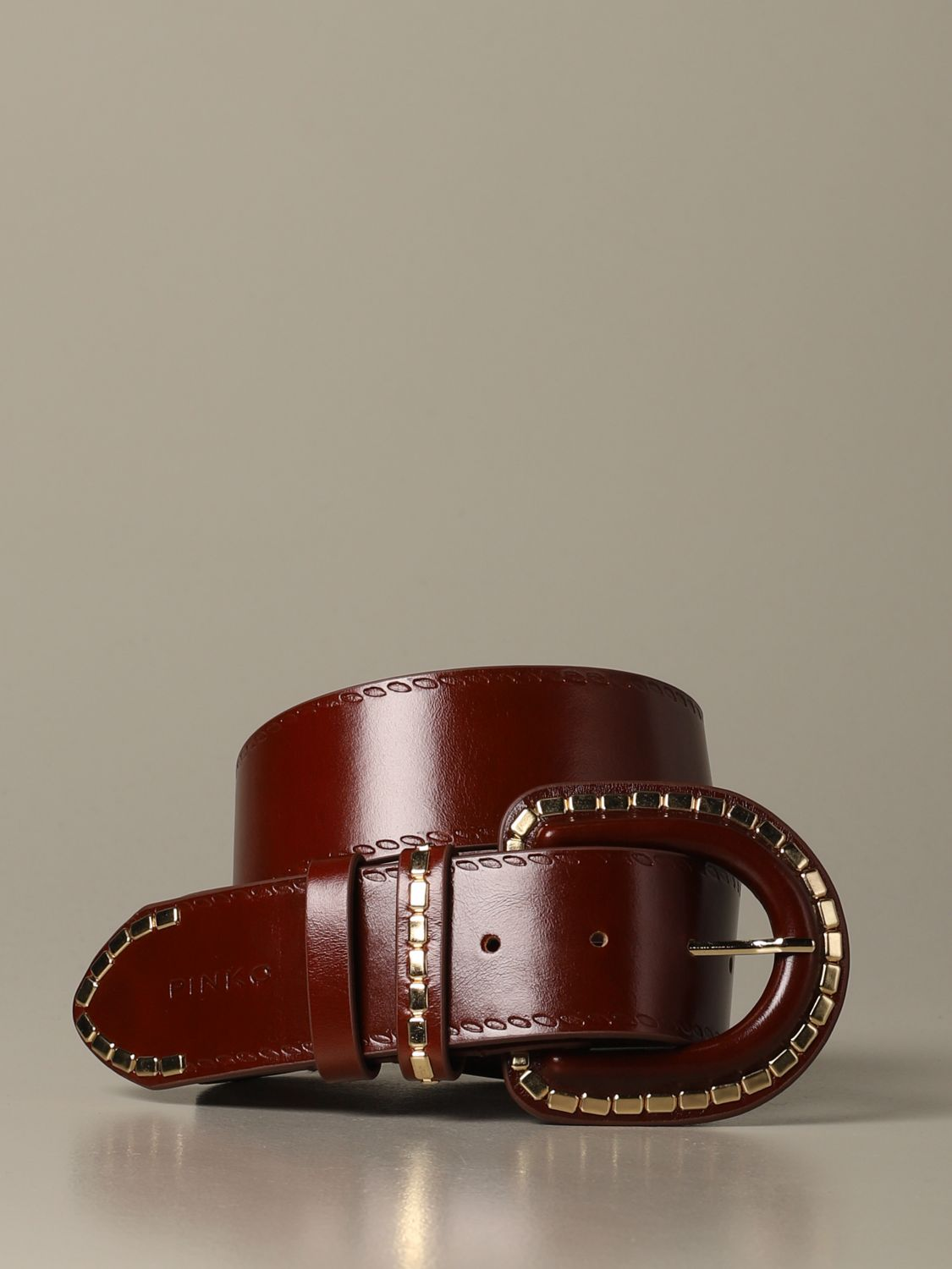Belt women Pinko leather 1