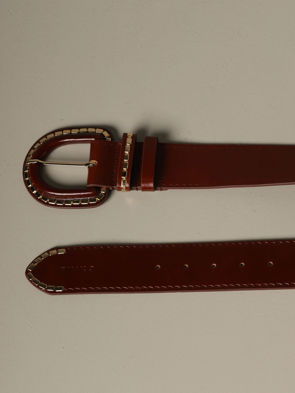 Belt women Pinko leather 2