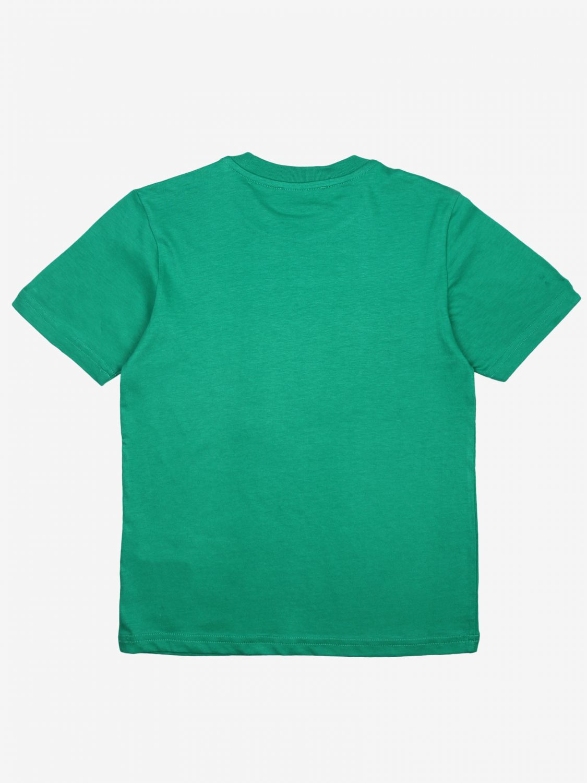 Dsquared2 Junior logo印花T恤 绿色 2