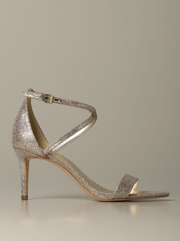 Schuhe damen Michael Michael Kors gold 1