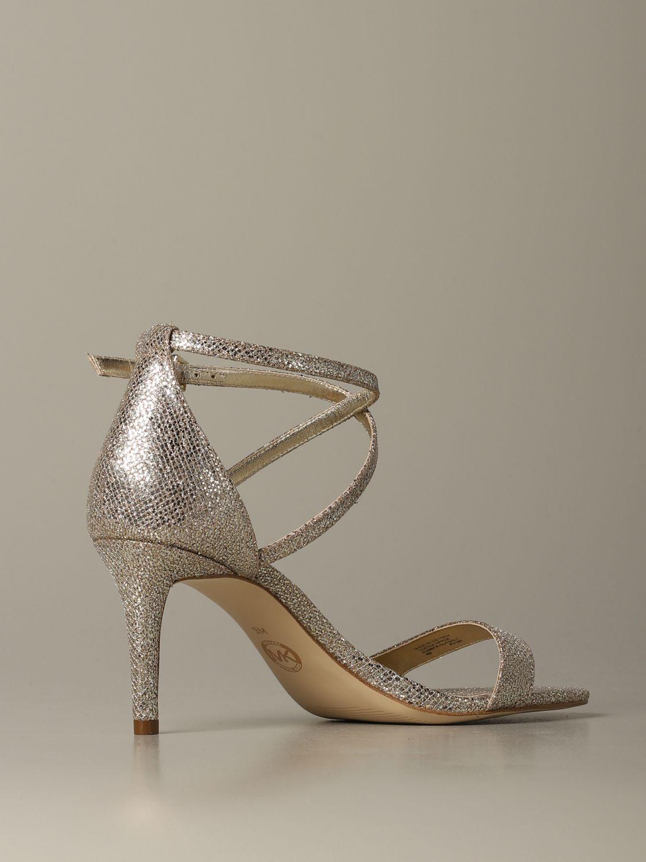 Schuhe damen Michael Michael Kors gold 3