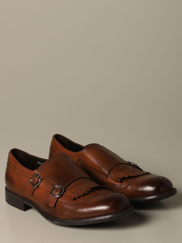 Оксфорды Doucal's: Обувь Мужское Doucal's коричневый 2