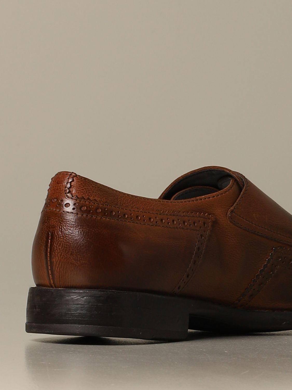 Оксфорды Doucal's: Обувь Мужское Doucal's коричневый 3
