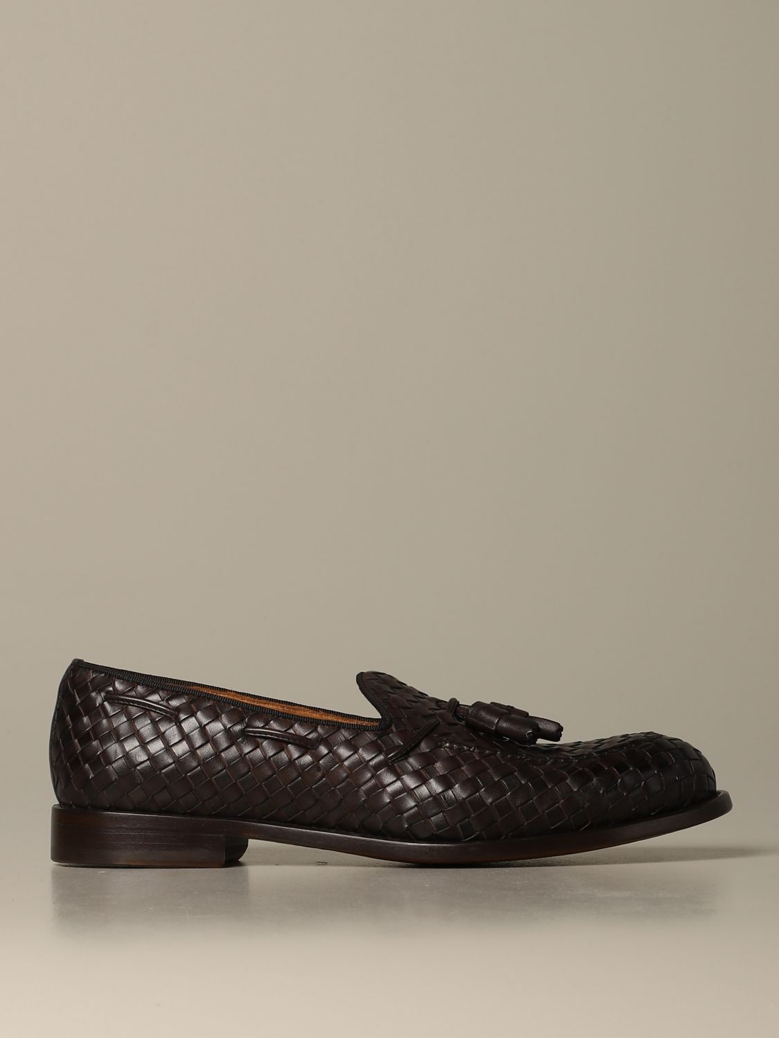 Loafers Doucal's: Shoes men Doucal's brown 1