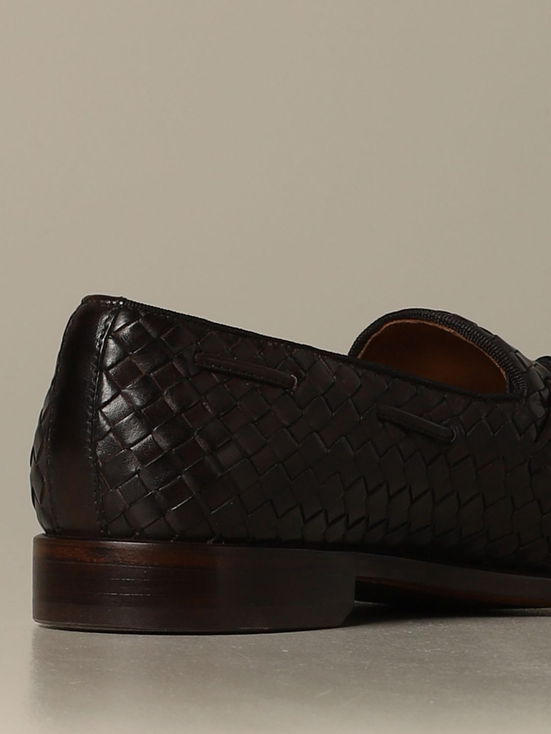 Loafers Doucal's: Shoes men Doucal's brown 3
