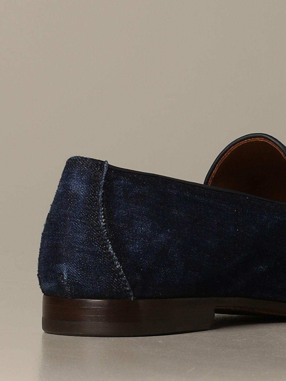 Loafers Doucal's: Shoes men Doucal's denim 3