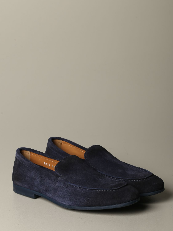 Mokassins Doucal's: Schuhe herren Doucal's blau 2