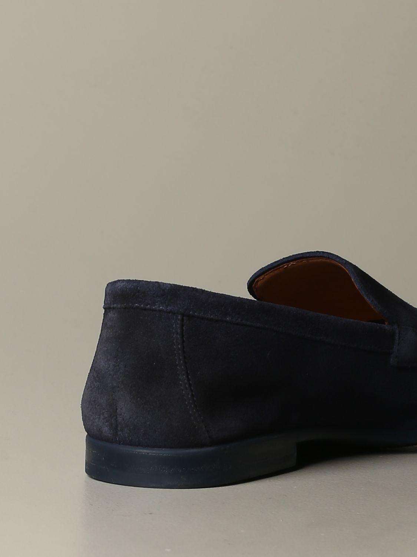 Mokassins Doucal's: Schuhe herren Doucal's blau 3