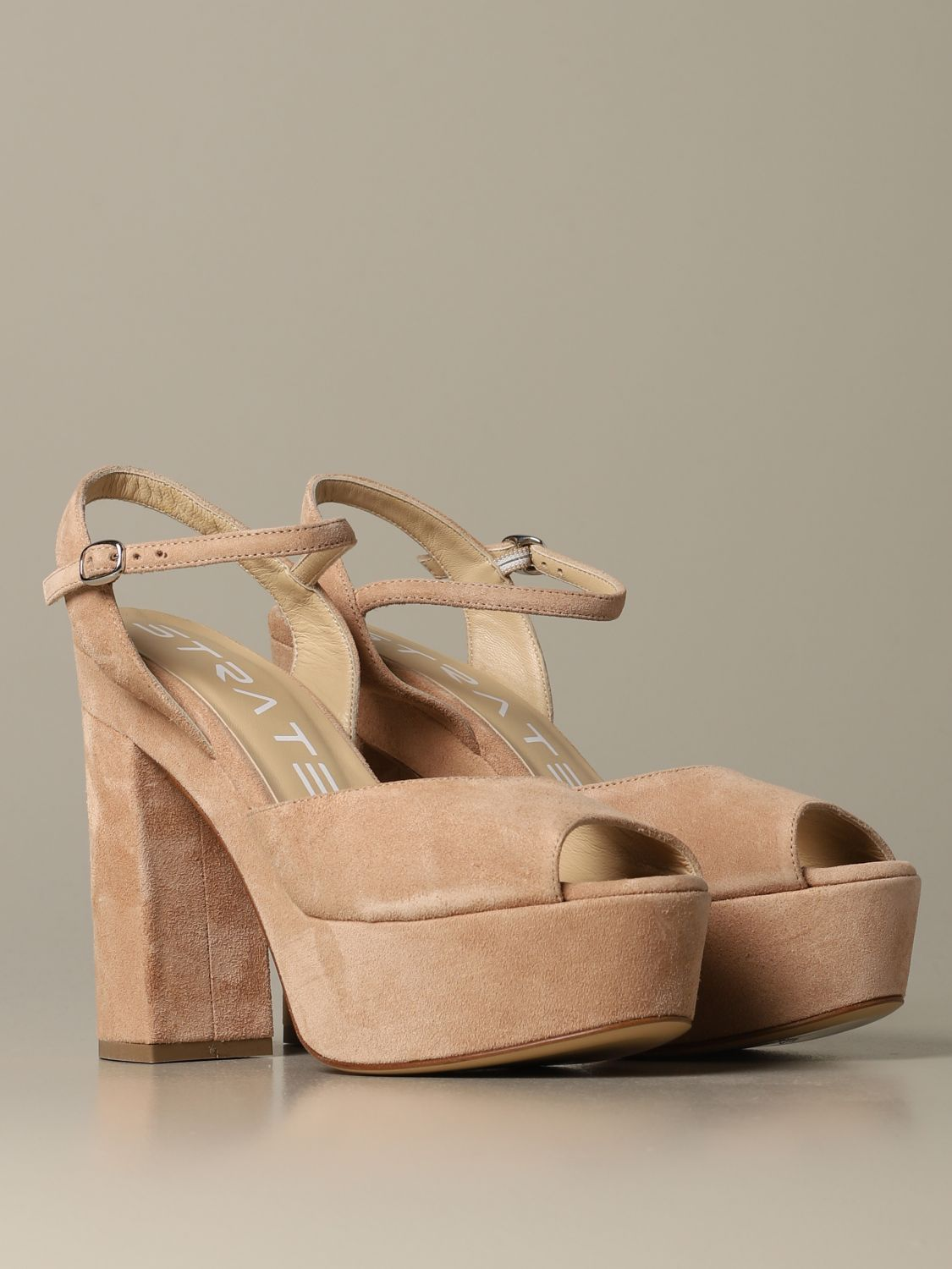 Shoes women Strategia pink 2