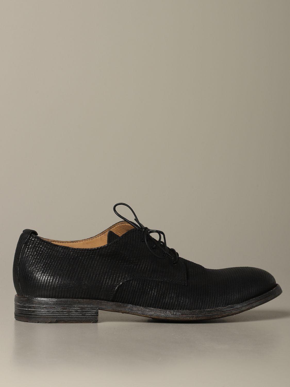 Schuhe herren Moma schwarz 1