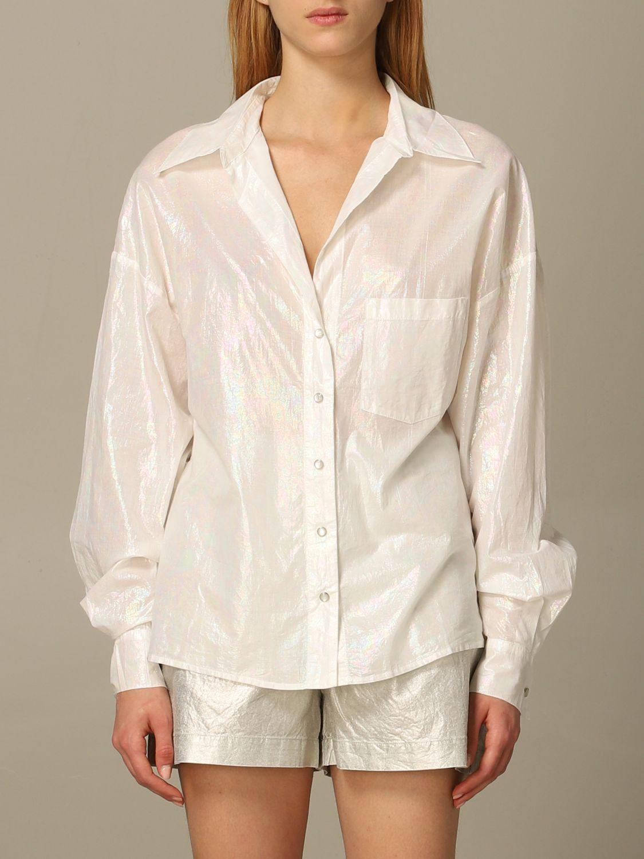 Shirt 8Pm: Shirt women 8pm white 1