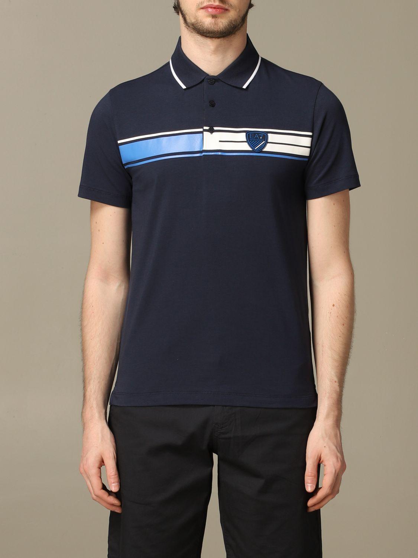 T-shirt Ea7: T-shirt men Ea7 navy 1