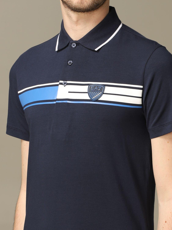 T-shirt Ea7: T-shirt men Ea7 navy 3