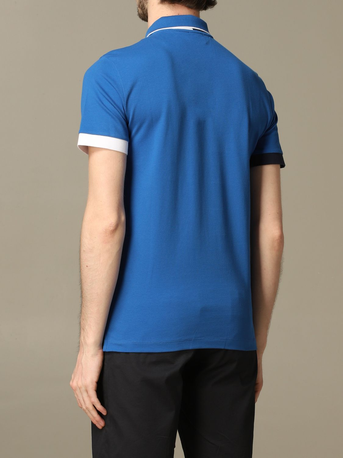 T-shirt Ea7: T-shirt men Ea7 blue 2