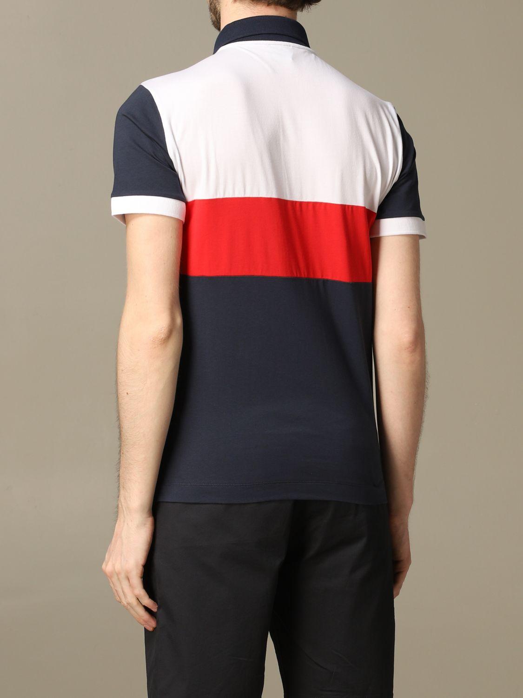 T-shirt Ea7: T-shirt men Ea7 red 2