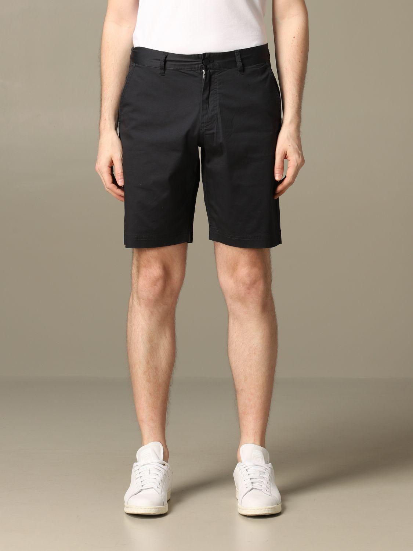 Short Ea7: Bermuda shorts men Ea7 navy 1